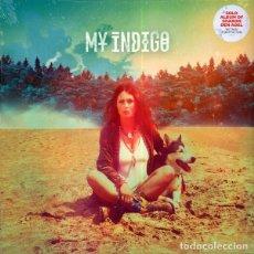 Discos de vinilo: MY INDIGO * LP 180G * SHARON DEN ADEL ( WITHIN TEMPTATION ) * LTD PRECINTADO!!. Lote 168303468