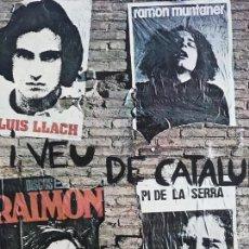 Discos de vinilo: CRIT I VEU DE CATALUNYA SELLO: APOLO RECORDS ?– G.501 L.P. FORMATO: VINYL, LP, COMPILATION . Lote 138930450
