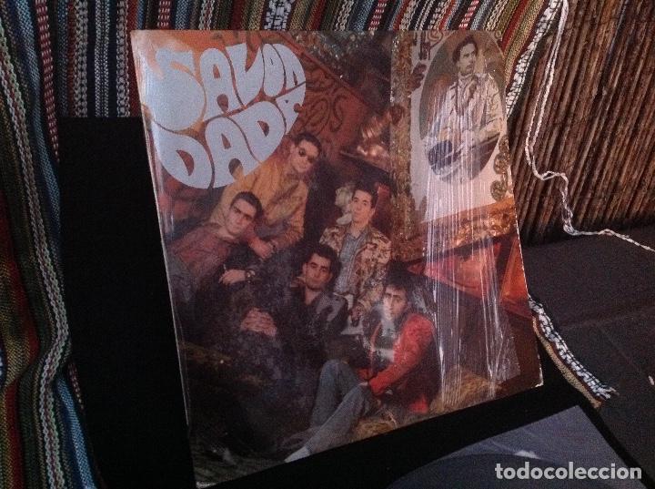 SALÓN DADA. MISMO TÍTULO. SOCIEDAD FONOGRÁFICA ASTURIANA. (560) 2405321LP 1986 SPAIN (Música - Discos - LP Vinilo - Grupos Españoles de los 70 y 80)