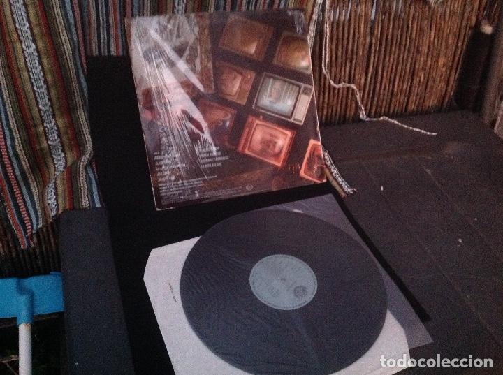 Discos de vinilo: SALÓN DADA. MISMO TÍTULO. SOCIEDAD FONOGRÁFICA ASTURIANA. (560) 2405321LP 1986 SPAIN - Foto 3 - 168333264