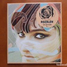 Disques de vinyle: CD MARIA ROZALEN AUTOGRAFIADO DE PUÑO Y LETRA. Lote 168344564