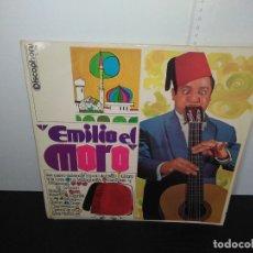 Discos de vinilo: DISCO VINILO LP EMILIO MORO. Lote 168347452
