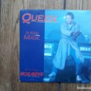 Discos de vinilo: QUEEN - A KIND OF MAGIC + A DOZEN RED ROSES FOR MY DARLING . Lote 168357964
