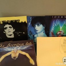 Disques de vinyle: LOTE - LOU REED - ENYA- JOURNEY - THE WHO - THE BOOMTOUN RATS. Lote 168358848