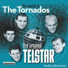 Discos de vinilo: THE TORNADOS *LP DMM CUTTING *THE ORIGINAL TELSTAR THE SOUNDS OF THE TORNADOS + BONUS * PRECINTADO. Lote 168365276