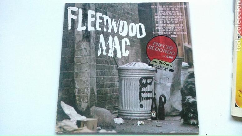 PETER GREEN'S FLEETWOOD MAC (1968, ESPAÑA) (Música - Discos - LP Vinilo - Pop - Rock Extranjero de los 50 y 60)