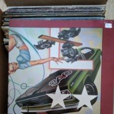 Discos de vinilo: THE CARS - HEARTBEAT CITY (ELEKTRA - 9 60296-1, UK, 1984). Lote 168383136