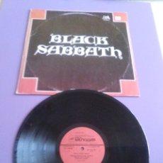 Discos de vinilo: LP. BLACK SABBATH. EDITADO EN RUSIA. SELLO CTEPEO C90 29145 002.AÑO 1990.. Lote 168387872