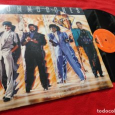 Discos de vinilo: COMMODORES UNITED LP 1986 POLYDOR USA. Lote 168398628