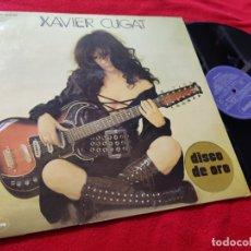 Discos de vinilo: XAVIER CUGAT DISCOS DE ORO LP 1973 MERCURY SPAIN ESPAÑA. Lote 168399136