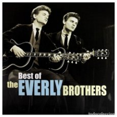 Discos de vinilo: THE BEST OF THE EVERLY BROTHERS * * LP 180G * PRECINTADO. Lote 168404736