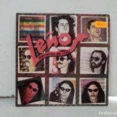 Discos de vinilo: LEÑO. Lote 168419432