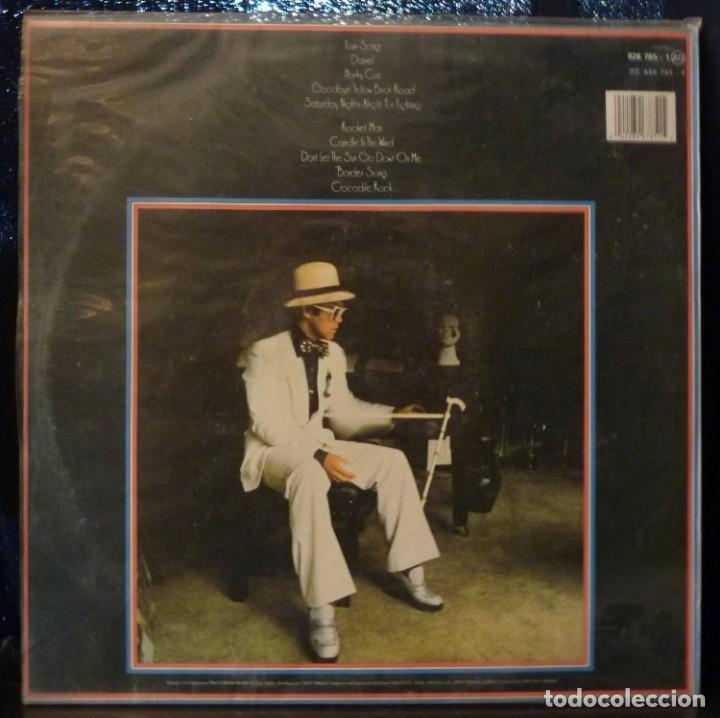 Discos de vinilo: ELTON JOHN // GREATEST HITS // 1986 // (VG+ VG+) LP - Foto 2 - 168424860