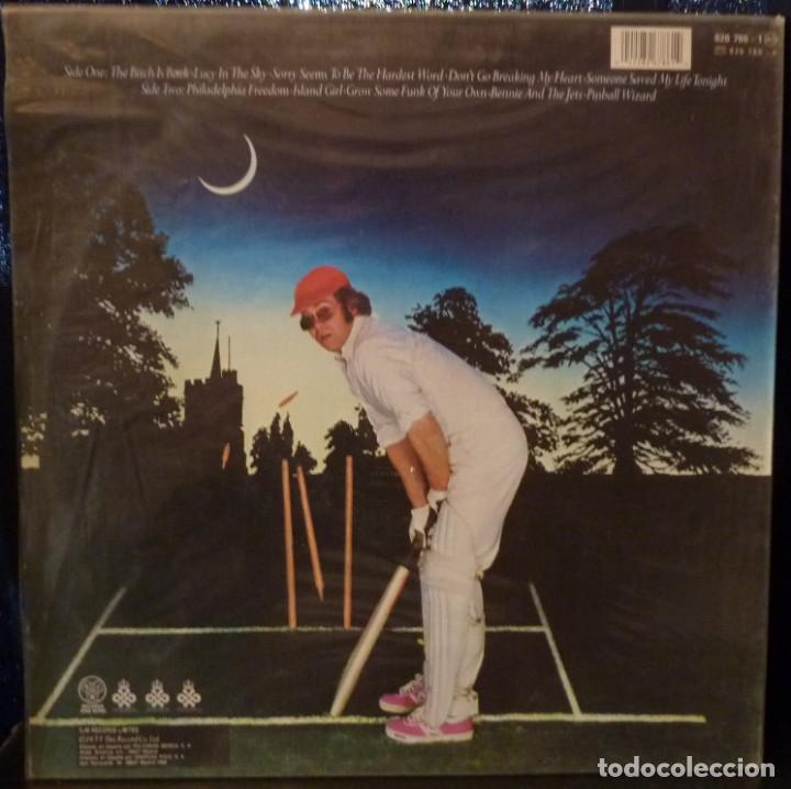 Discos de vinilo: ELTON JOHN // GREATEST HITS VOL. II // 1986 // (VG+ VG+). LP - Foto 2 - 168425172