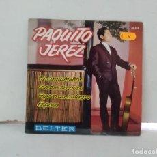 Discos de vinilo: PAQUITO JEREZ . Lote 168426308