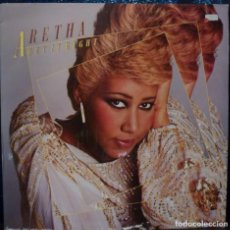 Discos de vinilo: ARETHA FRANKLIN // GET IT RIGHT// 1983 // ENCARTE//(VG+VG+).MADE IN HOLLAND.LP. Lote 168427384