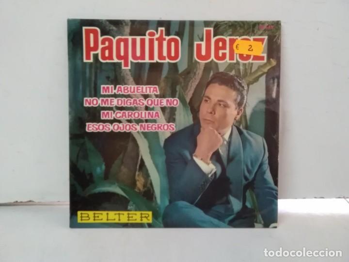 PAQUITO JEREZ (Música - Discos - Singles Vinilo - Solistas Españoles de los 70 a la actualidad)