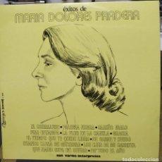 Discos de vinilo: MARIA DOLORES PRADERA- EXITOS DE. Lote 168436220