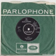 Discos de vinilo: THE BEATLES HELP! / I'M DOWN 1965 ORIGINAL UK SINGLE R5305 PARLOPHONE. Lote 168451188