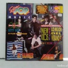 Discos de vinilo: SUPER POP MUSIC . Lote 168452428