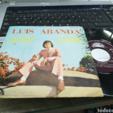 Discos de vinilo: LUÍS ARANDA EP PROMOCIONAL YO TE AMARÉ + 3 1971. Lote 168454966