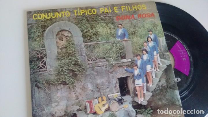 E P (VINILO) DE CONJUNTO TIPICO PAI E FILHOS AÑOS 70 (Música - Discos de Vinilo - EPs - Pop - Rock Internacional de los 70)