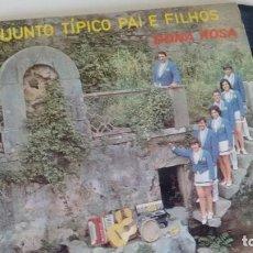 Discos de vinilo: E P (VINILO) DE CONJUNTO TIPICO PAI E FILHOS AÑOS 70. Lote 243259750