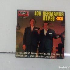 Discos de vinilo: LOS HERMANOS REYES. Lote 168475072