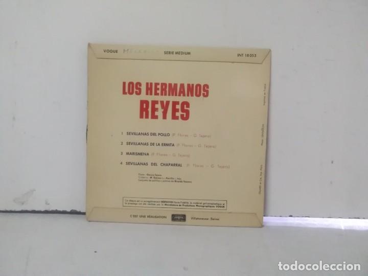 Discos de vinilo: Los hermanos reyes - Foto 2 - 168475072