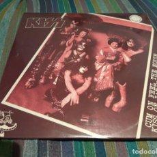 Discos de vinilo: KISS - CUM ON FEEL THE NOIZE 2 LPS -. Lote 168476024