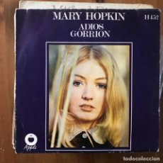 Vinyl-Schallplatten - MARY HOPKIN - GOODBYE - SINGLE HISPAVOX 1969 - 168491412
