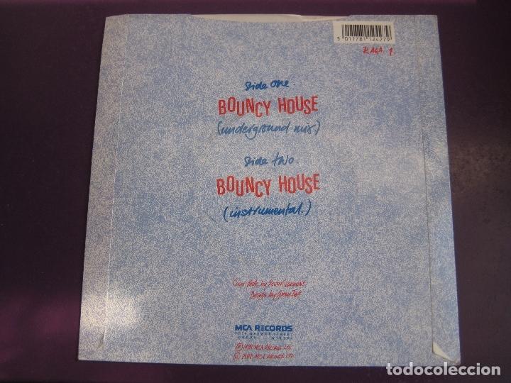 Discos de vinilo: Adrenalin M.O.D. Sg MCA 1988 - Bouncy House (The Underground Mix) +1 ACID HOUSE ELECTRONICA DISCO - Foto 2 - 168516548