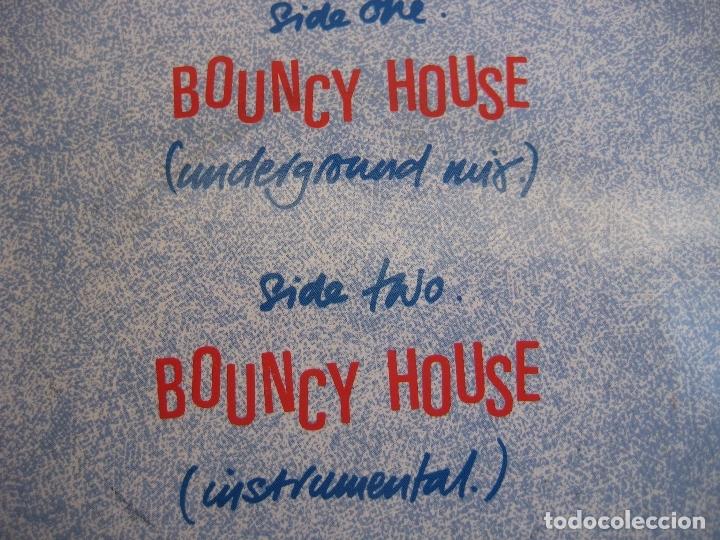 Discos de vinilo: Adrenalin M.O.D. Sg MCA 1988 - Bouncy House (The Underground Mix) +1 ACID HOUSE ELECTRONICA DISCO - Foto 3 - 168516548