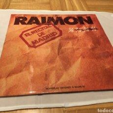 Discos de vinilo: LP RAIMON. Lote 168521674