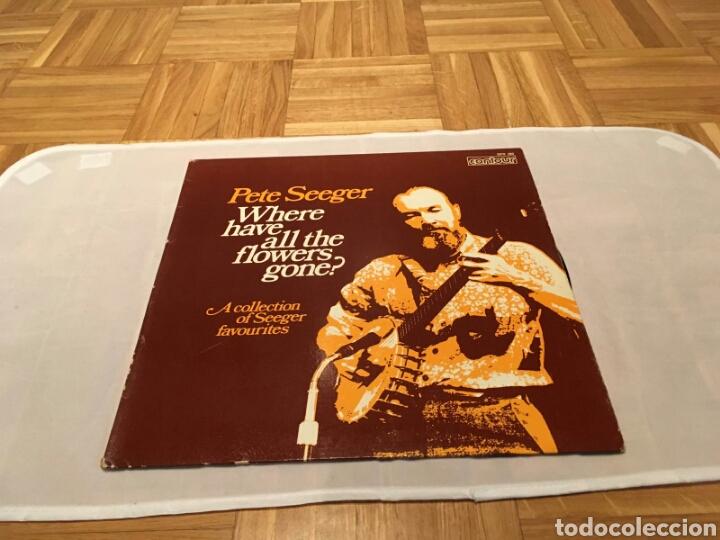 LP PETER SIEGER (Música - Discos - LP Vinilo - Country y Folk)
