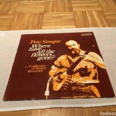 Discos de vinilo: LP PETER SIEGER. Lote 168521794
