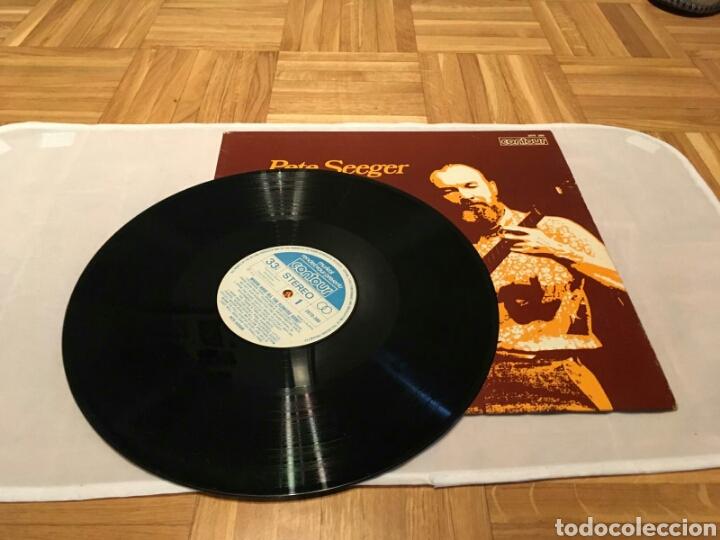Discos de vinilo: LP Peter Sieger - Foto 3 - 168521794