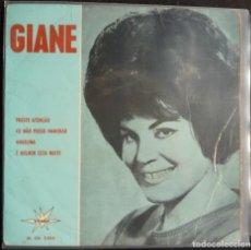 Discos de vinilo: GIANE // PRESTE ATENCAO+3//1965 // (VG+ VG+) EP. Lote 168551248