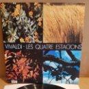 Discos de vinilo: VIVALDI / LES QUATRE ESTACIONS / LP - DECCA-1974 / MBC. ***/***. Lote 168559436