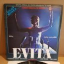 Discos de vinilo: EVITA / EDICIÓN RESUMIDA / VARIOS ARTISTAS / LP - EPIC-1980 / MBC. ***/***. Lote 168559780