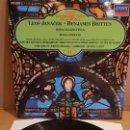 Discos de vinilo: LEOS JANÁCEK / MISA GLAGOLITICA / LP - LONDON-1983 / MBC. ***/***. Lote 168560228