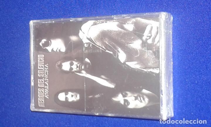 HEROES DEL SILENCIO-AVALANCHA C (Música - Discos - Singles Vinilo - Grupos Españoles de los 90 a la actualidad)