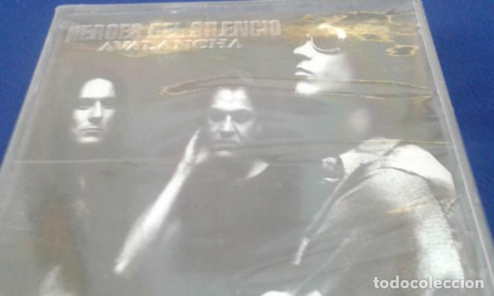 Discos de vinilo: HEROES DEL SILENCIO-AVALANCHA C - Foto 2 - 168560772