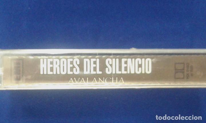 Discos de vinilo: HEROES DEL SILENCIO-AVALANCHA C - Foto 4 - 168560772
