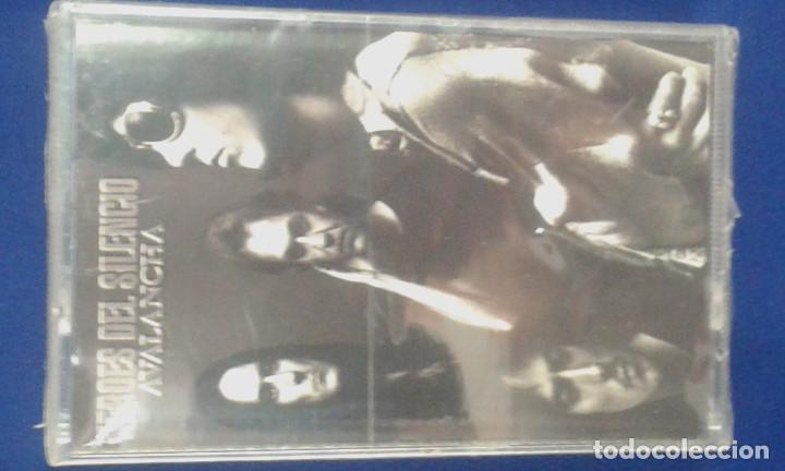 Discos de vinilo: HEROES DEL SILENCIO-AVALANCHA C - Foto 5 - 168560772