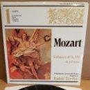 Discos de vinilo: MOZART / SINFONÍA Nº 40 K.550 EN SOL MENOR / LP-GATEFOLD - SARPE-1980 / MBC. ***/***. Lote 168562968