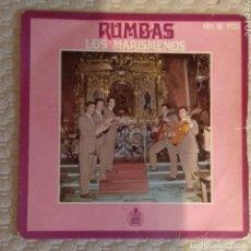Discos de vinilo: SINGLE LOS MARISMEÑOS. Lote 168563596