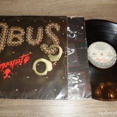 Discos de vinilo: OBÚS - PREPÁRATE. Lote 168565592