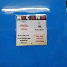 Discos de vinilo: MECANO 20 CANCIONES. Lote 168566380