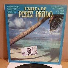 Discos de vinilo: ÉXITOS DE PEREZ PRADO / LP - EPIC-1981 / MBC. ***/***. Lote 168577616